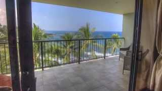 Oceanfront Penthouse Condo for Sale at Kona by the Sea, Big Island Hawaii