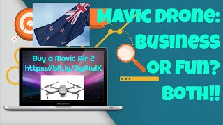 Phantom 4 vs Mavic Air 2 – DJI Mavic Air 2 vs Phantom 4 Pro drone for traveling in New Zealand.
