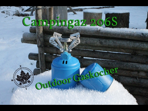 Outdoor Gear - Campingaz 206S