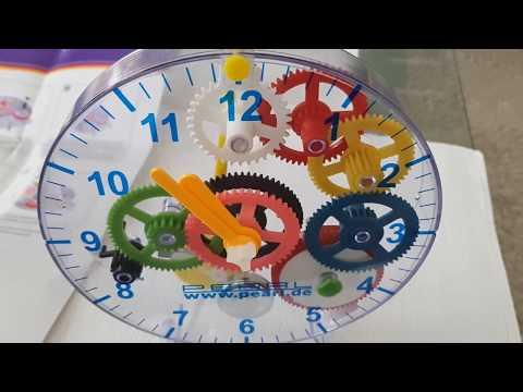 Meine erste Uhr - Pendeluhr Bausatz für Kinder