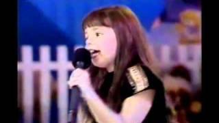 Sandy E Junior Cantando Maria Chiquinha - 1991