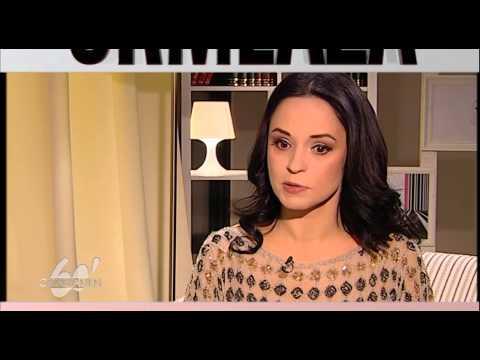 Andreea Marin la Prima TV, Constantin 60', 01.03.2015