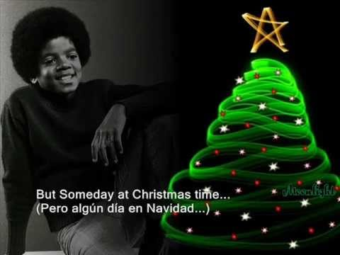 THE JACKSON 5 -SOMEDAY AT CHRITSMAS-(Lyrics-Subtitulado)