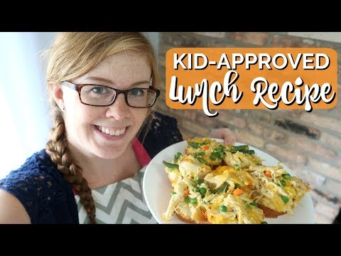 Chicken Pot Pie Muffins | DAYCARE DAY RECIPE