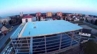 preview picture of video 'Víceúčelová sportovní hala Kojetín + okolí 20.3.2015'