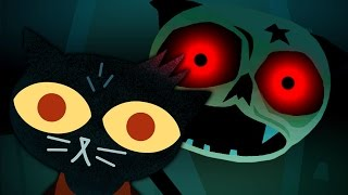THINGS GET SPOOKY & WEIRD! | Night in the Woods #9
