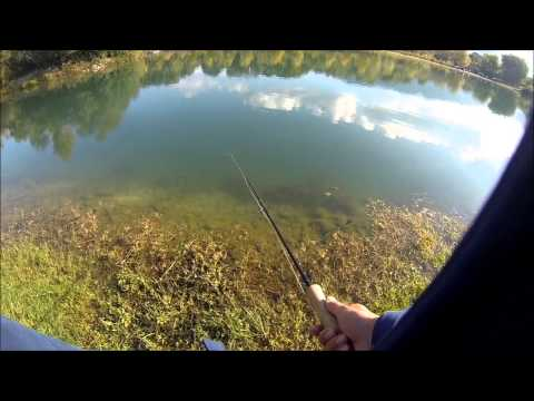 La pesca nella città di Tomsk