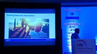 Conduciendo la transformación digital a la industria 4.0 con infraestructura de datos de tiempo real. Ramanj & Dinesh, OSIsoft