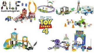 All Lego Toy Story 4 Sets Compilation - Lego Speed Build