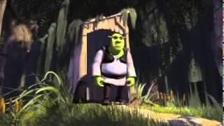 donkey shrek vine toilet