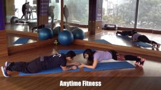 Romantic Workout For Fit Couples!