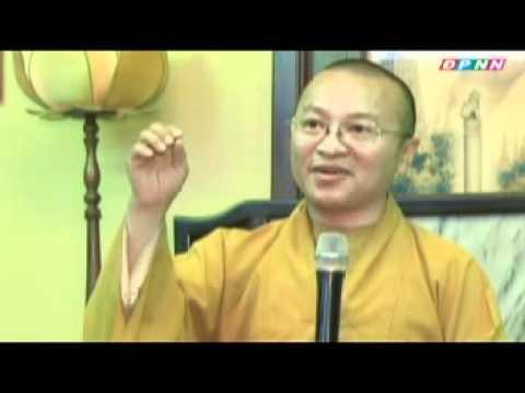 Vấn đáp: Phật học ứng dụng 01: Tình yêu và sự nghiệp (21/08/2011)