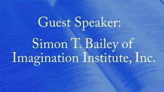 Simon Says: Trust God [Simon T. Bailey]