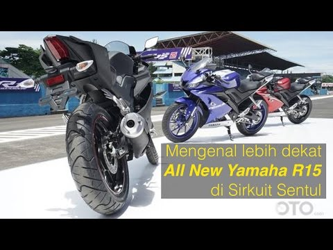 Peluncuran Yamaha All New R15 Bersama Maverick Vinales & First Impression