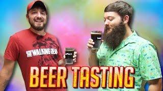 Homemade Beer Tasting!