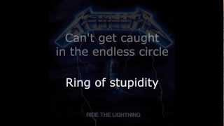 Metallica - Escape Lyrics High Quality Mp3