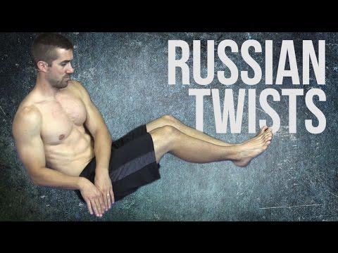 Russian Twist Taps