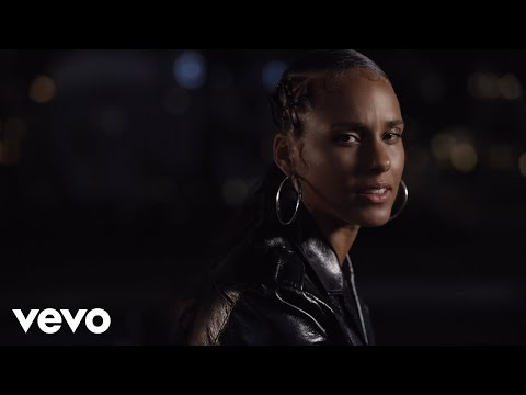 Alicia Keys – Perfect Way To Die (Official Video)