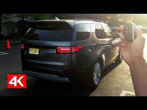 2017 Land Rover Discovery HSE – In Depth Walkaround Startup Interior Trunk & Tech