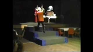 preview picture of video 'Meinungsfreiheit 1988 im Kulturhaus Plessa Teil 1'
