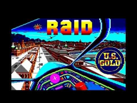Raid !!! | Raid Over Moscow Amstrad cpc
