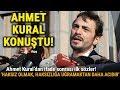Ahmet Kuraldan fade Sonras Aklama