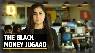 The Quint: Five Ways Indians Will Convert their Black Money into White