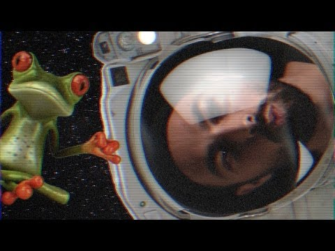 Jak žáby vidí vesmír