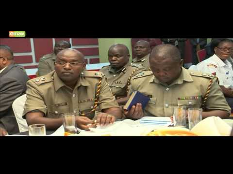 All officers are equal irrespective of unit - IG Boinett