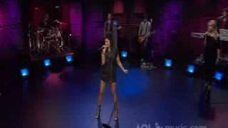 Ashley Tisdale - Hot Mess Live [AOL Sessions]