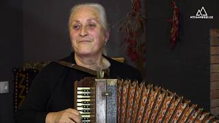 """სიმღერა """"მგზავრული"""" წოვათის ხეობის თუშურ ენაზე"""