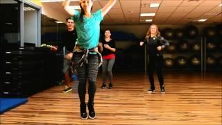 Zumba fitness (Зумба фитнес) для похудения