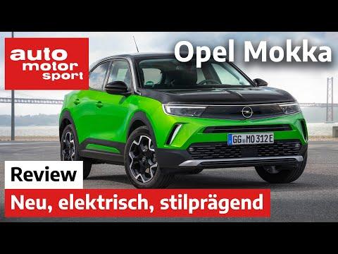 Opel Mokka (2021): E-SUV zeigt neues Markengesicht - Review | auto motor und sport