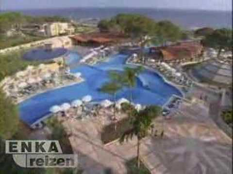Video Hotel Cornelia de Luxe***** in Belek/Aksu, Turkije (Duits gesproken)