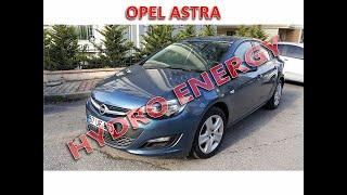 Opel Astra 1.6 hidrojen yakıt sistem montajı