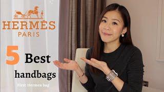 5 Best Hermes Handbags.