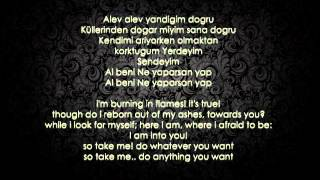 Feridun Düzağaç - Alev Alev ( English Translation)