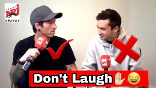 Twenty One Pilots Interview - Funny Moments😂(TRENCH ERA) ft. Will Smith