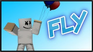 Marshmello   Fly || Roblox Music Video