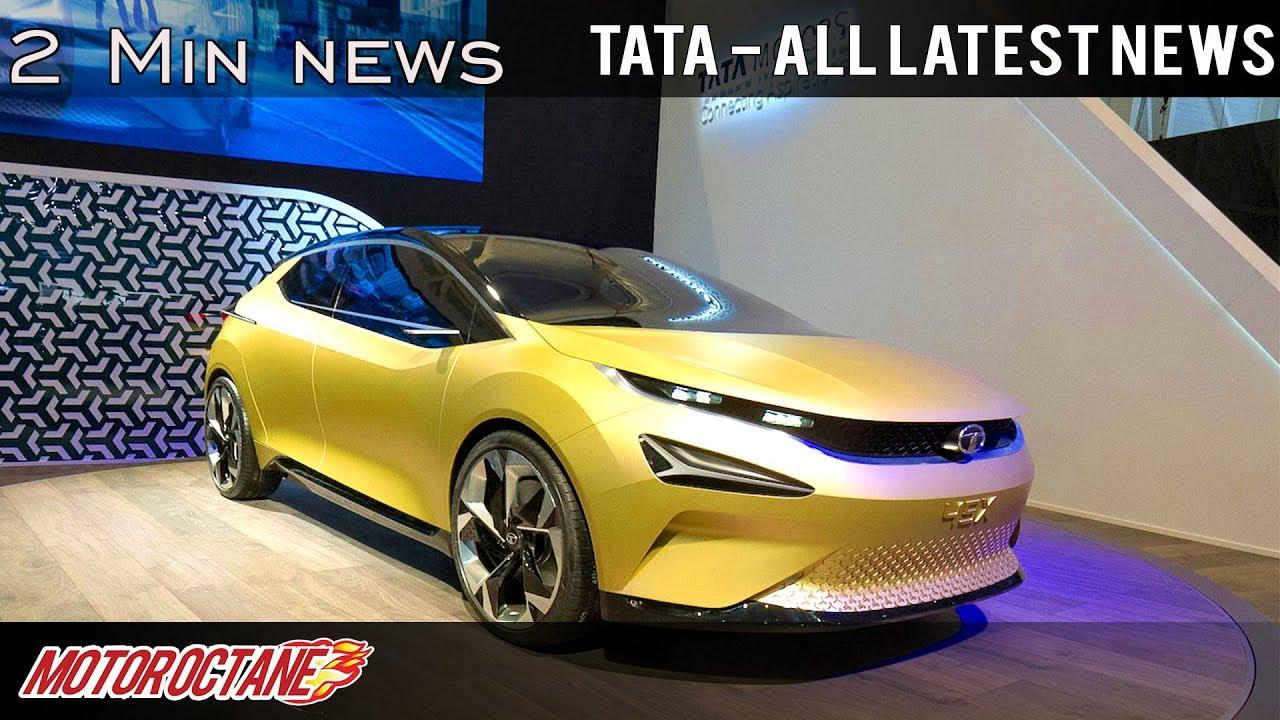 Motoroctane Youtube Video - 2 minute News: All on Tata in 2019   Hindi   MotorOctane