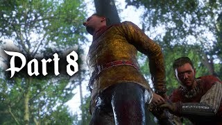 Kingdom Come Deliverance Gameplay Walkthrough Part 8 - THE PREY (Full Game)