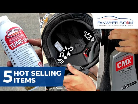 Five Hot Selling Items   PakWheels Auto Store