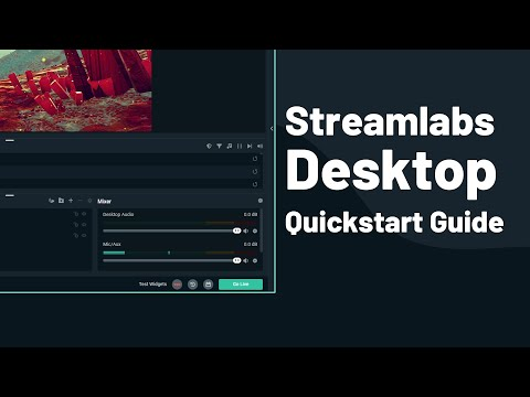 How to Download, Install, and Go Live with Streamlabs OBS | Streamlabs OBS Tutorial