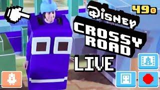 Disney Crossy Road In Real Life | Oh My Disney IRL