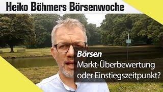 Böhmers Börsenwoche: Der wichtigste Indikator an der Börse