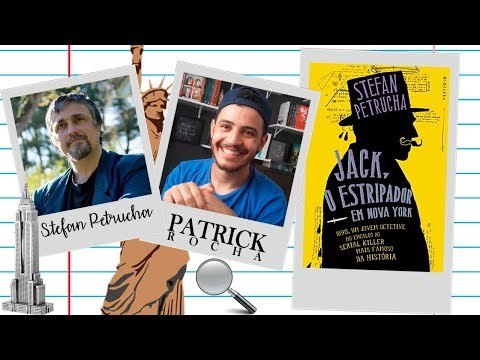 Jack, o Estripador em Nova York (Stefan Petrucha) | Patrick Rocha