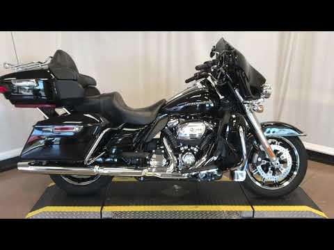 2019 Harley-Davidson® Electra Glide Ultra Limited FLHTK