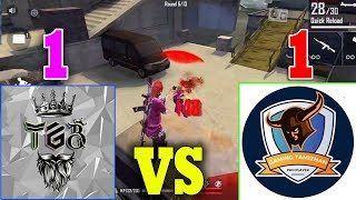 TGB Vs Gaming Tamizhan||1 VS 1 Clash Squad Match | Free Fire Best Clash Squad Match | TGB Gaming