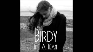 """Video thumbnail of """"Birdy - The A Team"""""""