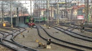 Parní lokomotiva 213.902 - Pražský Semmering